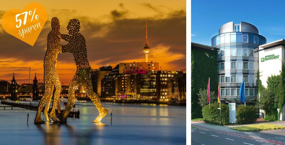 3 Tage die pulsierende Hauptstadt entdecken bei einer Städtereise nach Berlin