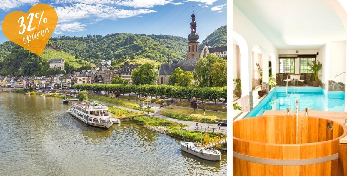 3 Tage Mosel mit relaxen, genießen und gutem Wein im Hotel Lellmann Löf