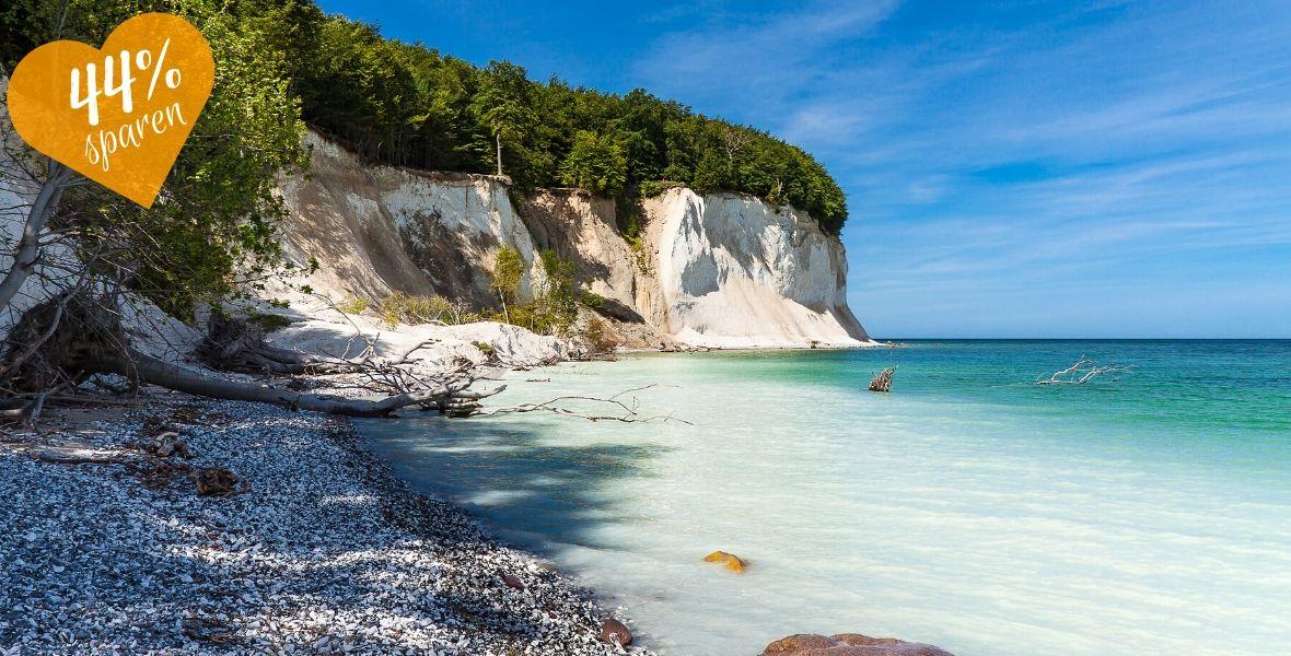 3 Tage Kurzurlaub auf der herrlichen Insel Rügen & im Parkhotel Putbus Superior entspannen